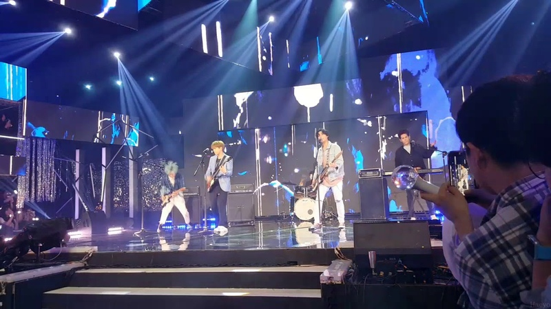 20180629 DAY6 - Shoot Me 직캠(Fancam) 뮤직뱅크 상반기 결산 사전녹화 02