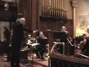 BWV 1043 Jonathan Sternberg Bach Festival Orch of Philadelphia Jason DePue Caeli Smith Violins
