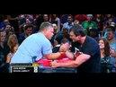 John Brzenk VS Devon Larratt (ARM WRESTLING) WAL 2015 FINAL