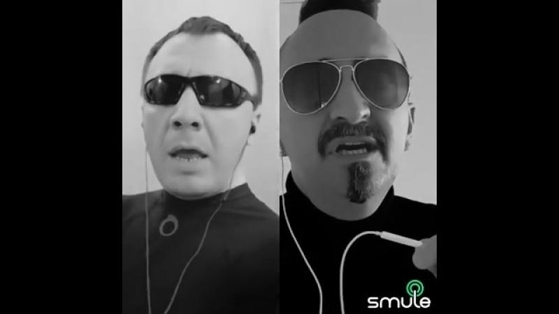 Дуэтец из Smule. Black Celebration (Depeche Mode)