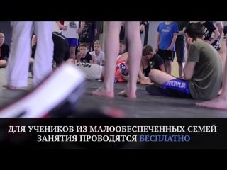 Чемпион ММА Александр Шлеменко