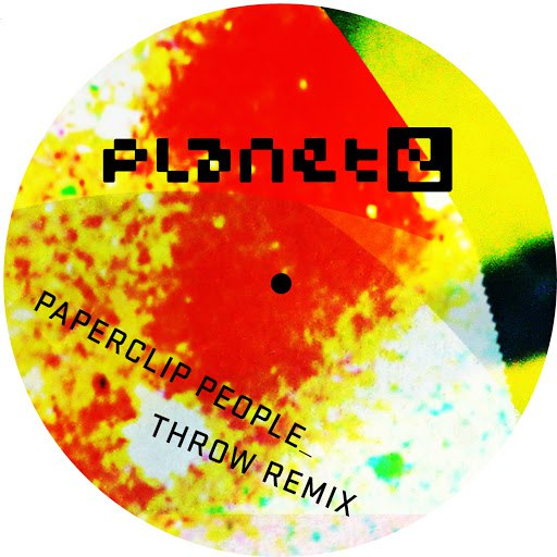 Paperclip People альбом Throw (Slam's RTM Remix)