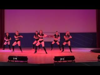 Booty Dance, группа Анастасии Смирновой, energy-studio