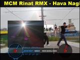 MCM Rinat RMX - Hava Nagila( Dance jump 185 bpm) ###