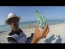 Продавец камней .Тунис. о.Джерба август 2018