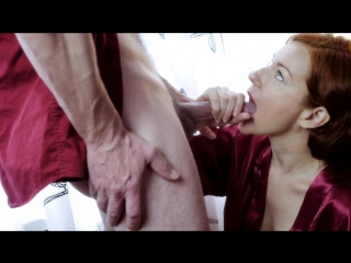 The perfect valentines day in slow motion art of blowjob
