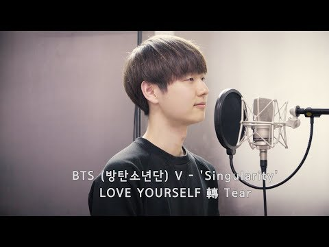 BTS (방탄소년단) V - Singularity (Cover by Dragon Stone) (LOVE YOURSELF 轉 Tear)