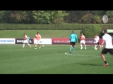 Here are the highlights from todays friendly match between the First Team and MilanPrimav