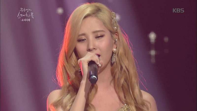 Girls Generation [Yoo Hee-Yeol's Sketchbook] - Into the New World [2015/09/04]