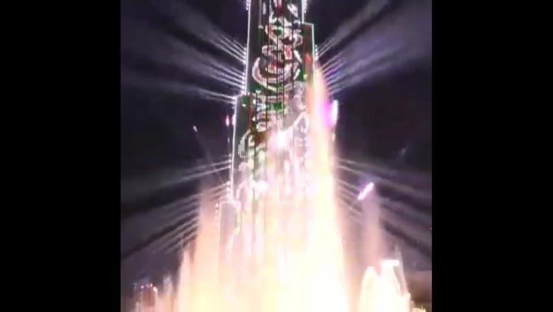 Dubai- All Jabber. Happy New Year