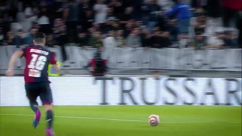 Juve's goodbye video to Lichtsteiner