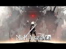 NosferAl играет в Няшку-Убивашку. Прохождение №1.Nier Automata.