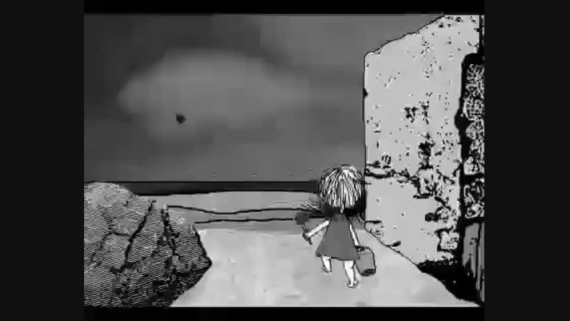 Сильный ветер Страшный мультфильм