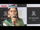 Manushi Chhillar Miss world 2017-Best reply to every question asked by Reporters