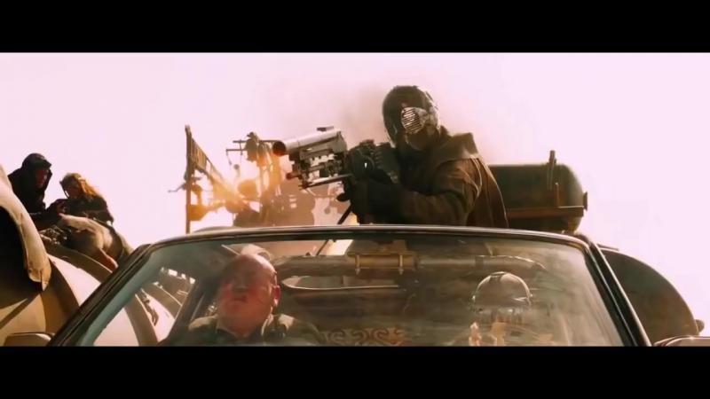 W A S P _ Last Runaway _ Mad Max _ Fury Road