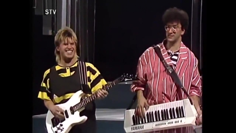 Весёлые ребята - Не волнуйтесь тётя! 1987.