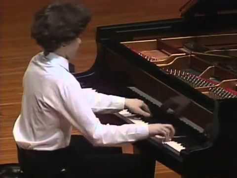 F Liszt Trois Concert Etudes no 2 'La Leggerezza' S 144 No 2 (f) By Evgeny Kissin