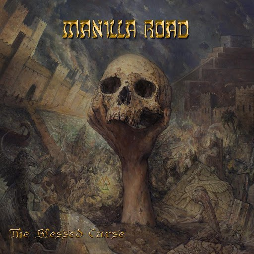 Manilla Road альбом The Blessed Curse / After The Muse