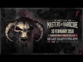 Masters Of Hardcore Russia 2018. Full Trailer.