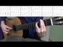 Rolf Lovland Song from a Secret Garden Гитара табы
