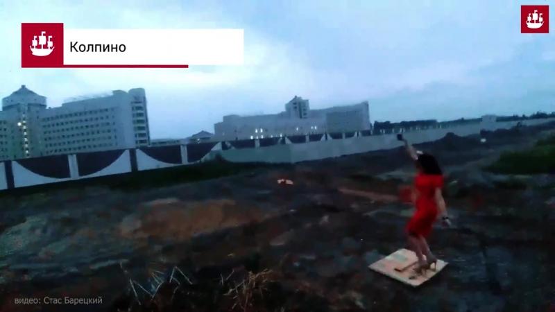 Стас Барецкий устроил бунт в тюрьме Кресты в Колпино.. Невские новости Отдел происшествий