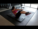 Workout With Rosa Acosta_ Abs Part 5
