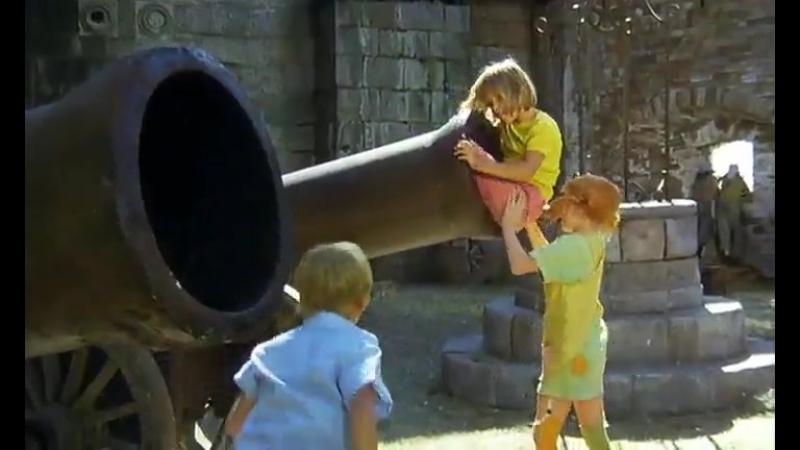 Пеппи Длинныйчулок. СЕРИЯ 16. Пеппи и пираты (Часть 3)