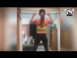 УДИВИТЕЛЬНЫЕ Фитнес моменты от ГИБКИХ и СИЛЬНЫХ Девушек - Фитнес мотивация.mp4