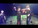 [VK][180805] MONSTA X fancam - Fallin' Ending Talk @ The 2nd World Tour: The Connect in Monterrey