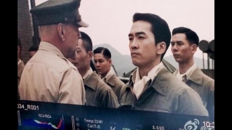 Видео: Актер Сон Сын Хон в фильме