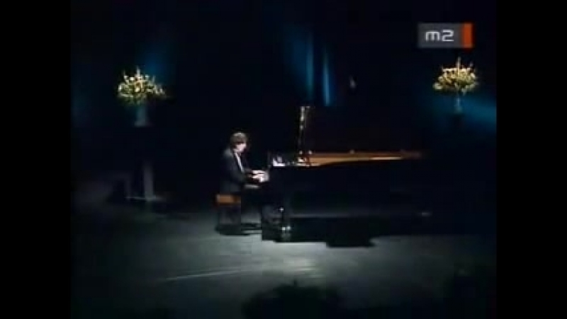 Berezovsky Liszt Transcendental Etude No.1 Preludio