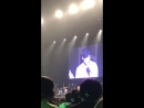 """2018.10.12 KHJ Japan Tour in Tokyo """"Take my hand"""" -- A short blurry clip"""