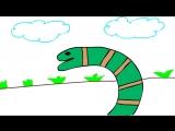 Змейка Боб