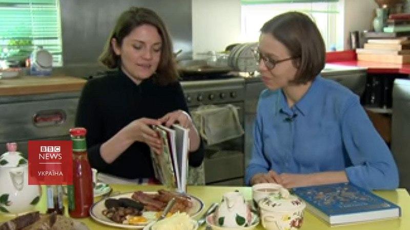 Повне відео: Англійський сніданок на український лад - рецепт від Олі Геркулес