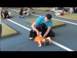 Мастер-класс по акробатике
