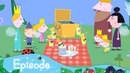 Ben and Holly's Little Kingdom The Royal Fairy Picnic Full Episode