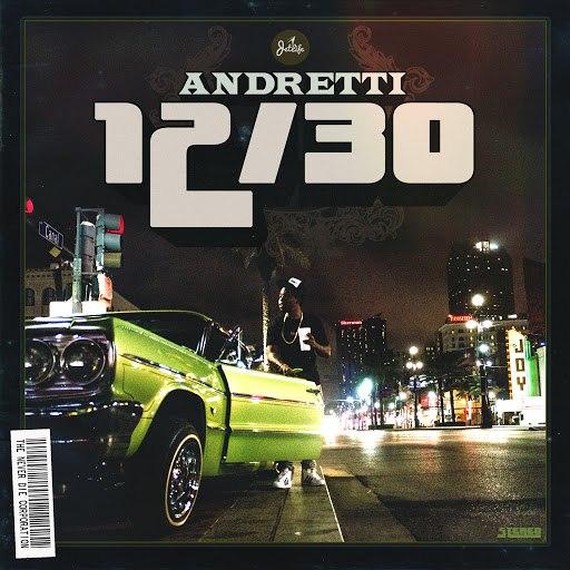 Curren$y альбом Andretti 12/30