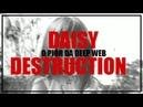 DAISY DESTRUCTION O PIOR da DEEP WEB