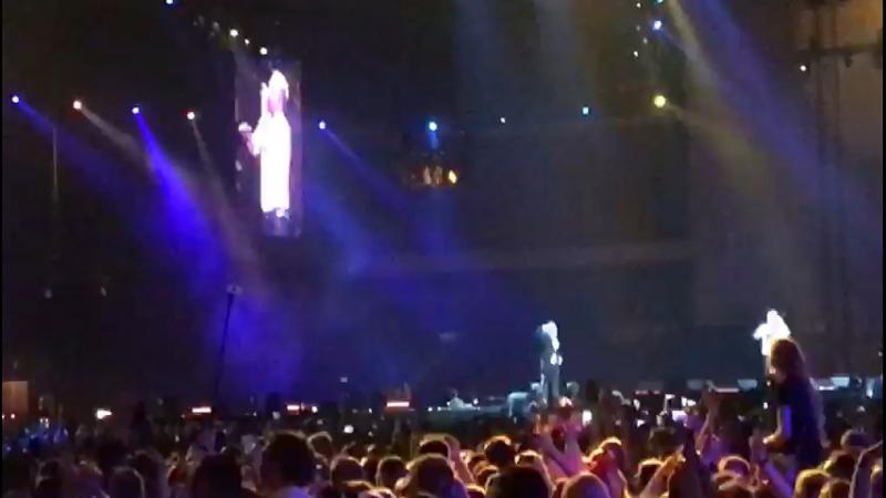 Руки вверх видео концерт крайней