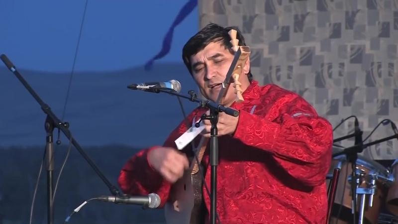 Хакасская популярная песня тахпах Сарыг тууп маймаамны или песня Акуна