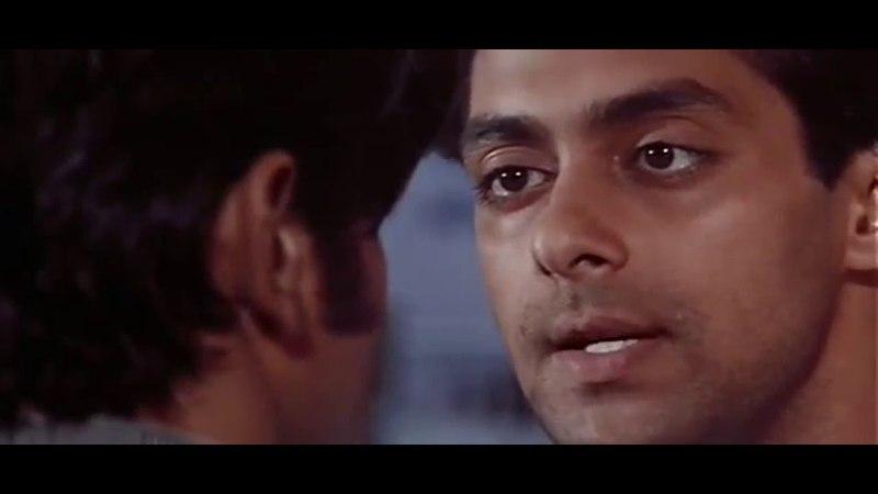 Salman Khan intense kickass dialogue - Karan Arjun