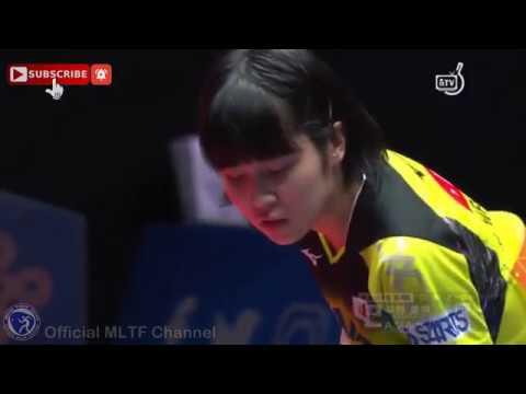 HIRANO Miu (JPN) Vs (AUT) SOLJA Amelie [WT-Group/Mt10- M3] 2018 WTTTC - Full Match/HD1080p60