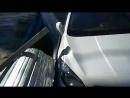 Забор упал на припаркованный автомобиль Регион 52