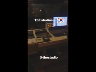 Сеул. TBE studios.