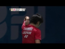 Dubai 2017 SF1 MD Gideon/Sukamuljo vs Kamura/Sonoda - бадминтон