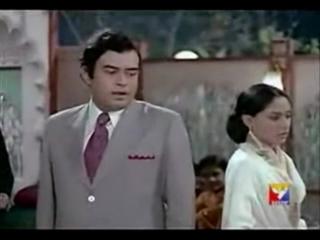 Meri Bheegi Bheegi Si Song - Kishore Kumar - Anamika 1973 Hindi Movie - YouTube