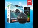 Беспроводной Bluetooth эхолот Deeper Smart Fishfinder.
