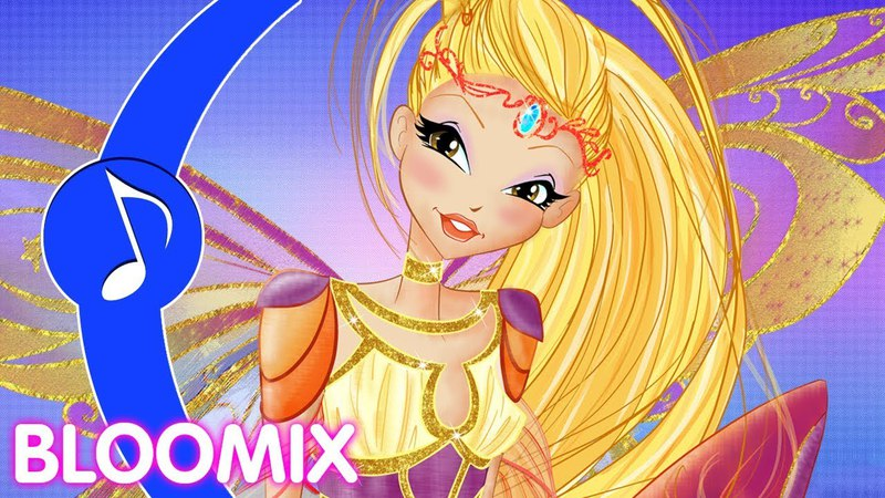 Winx Club 6 - BLOOMIX [RUSSIAN COVER]