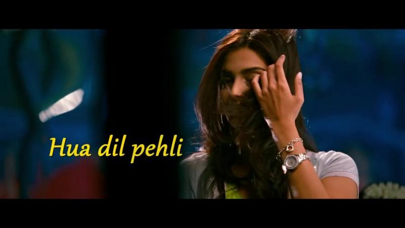 I Hate Luv Storys - Bahara Lyric _ Sonam Kapoor, Imran Khan