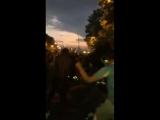 Беспорядки во Франции во время празднования победы на ЧМ